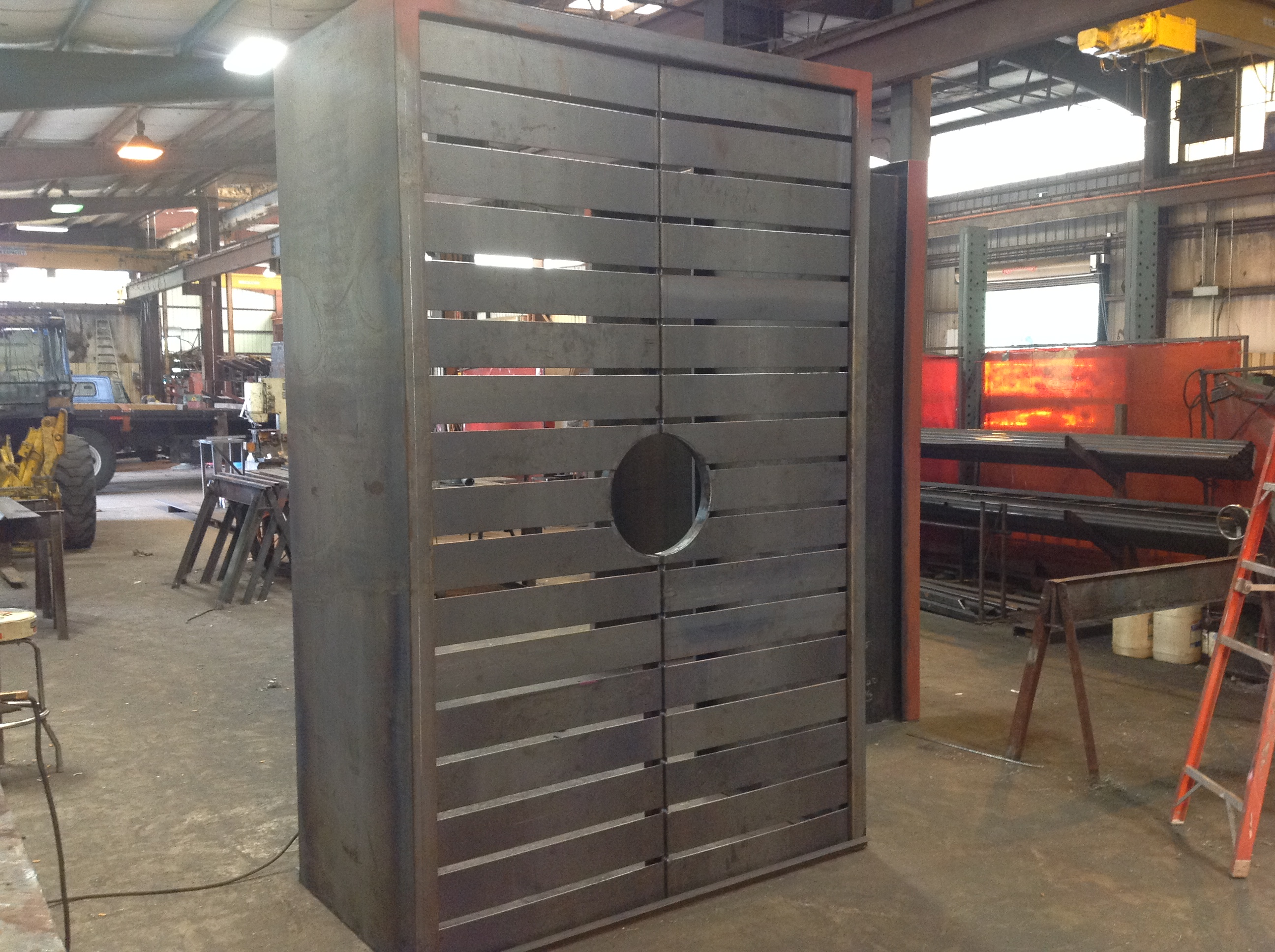 Richmond Steel Custom Steel Fabrication In Central Va