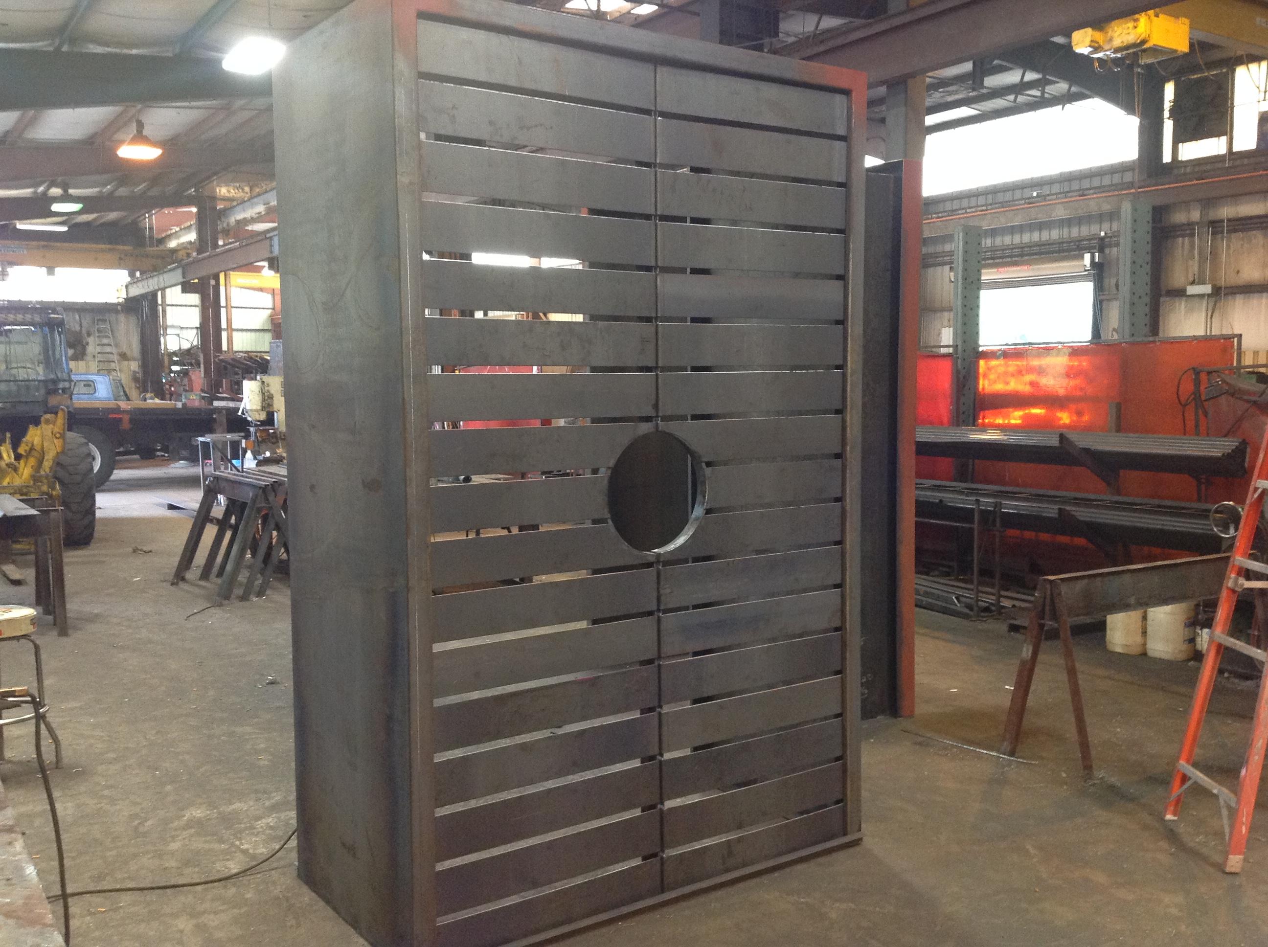 Richmond Steel Custom Steel Fabrication In Central Va